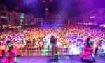 Marostica Summer Festival: Limone Arrogante, l'onda gialla che si balla