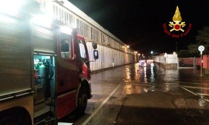Report del maltempo nella provincia di Vicenza