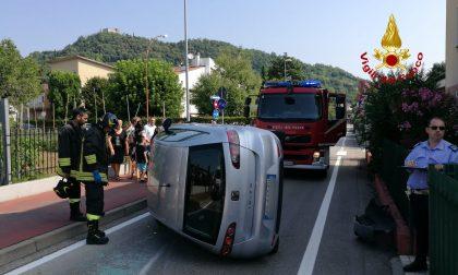 Incidente a Montecchio Maggiore: Donna ferita