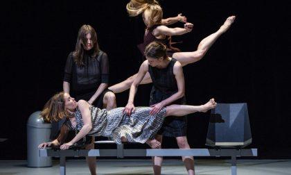 """""""Notes on frailty"""": la danza diventa espressione della femminilità"""