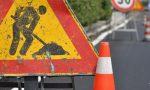 Rotatoria lungo la S.P. Maranese: Nuova circolazione stradale