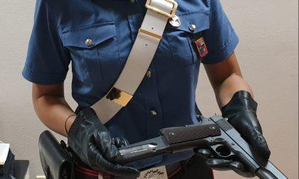 Noventa Vicentina: denunciato per minaccia aggravata dall'uso di una pistola