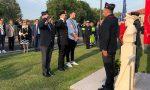 Decimo anniversario della scomparsa della M.O.V.M. Clonnello dei Carabinieri Valerio Gildoni