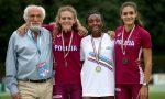 Rebecca Sartori è bronzo ai campionati italiani assoluti