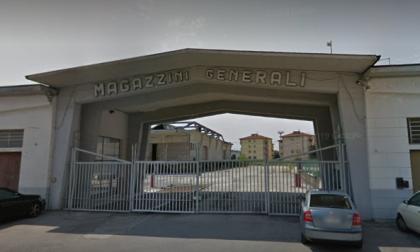 Iniziati i lavori di muratura degli accessi agli ex Magazzini Generali di Vicenza