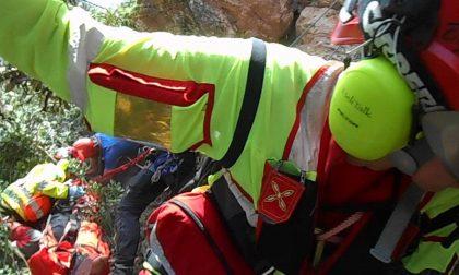 Quattro escursionisti vicentini recuperati in montagna dal soccorso alpino