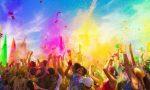Holi, la festa dei colori al Ferrock Festival