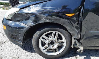 Incidente tra auto e furgone a Tonezza del Cimone