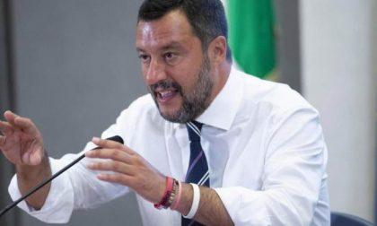 """Salvini: """"Massima solidarietà al sindaco di Caerano"""" aggredito dai rom"""