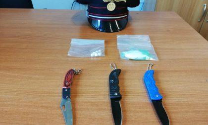 Tezze sul Brenta: 18enne sorpreso con confezioni di stupefacente e coltelli