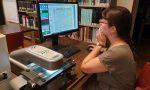 Un lettore microfilm di ultima generazione in Biblioteca Bertoliana