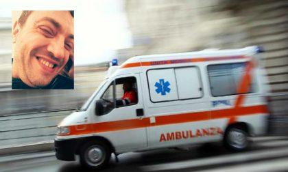 Muore a 43 anni in un violento schianto in moto a Schiavon