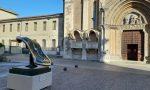 Le statue di Dalì tra le strade del centro storico vicentino