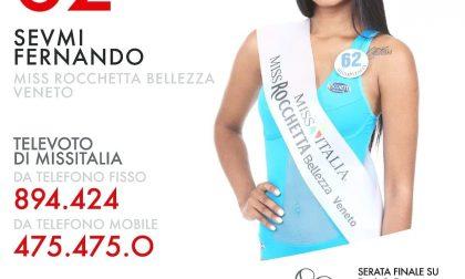 Insultata sul web per il colore della pelle, rivincita per Sevmi: terza a Miss Italia 2019