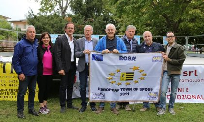 Sport:quattro Campioni al Parco delle Rose