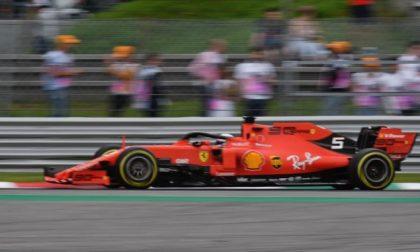 Gran premio a Monza – La Ferrari in pole position