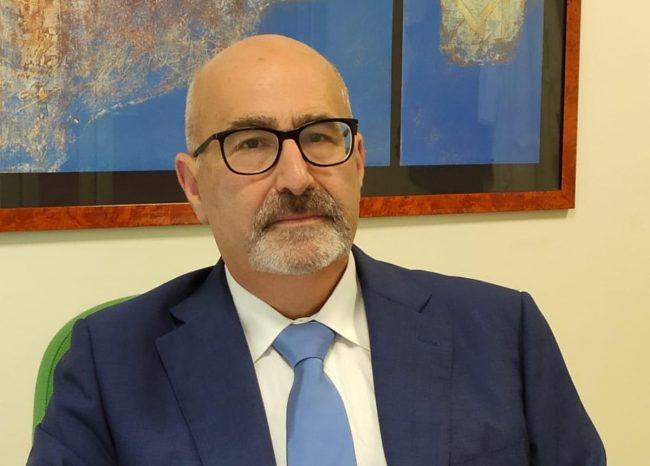 Il dottor Dalla Barba nuovo direttore sanitario dell'Ulss 2