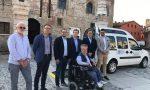 Unione Montana Marosticense: Nuova auto attrezzata per il trasporto di disabili e anziani