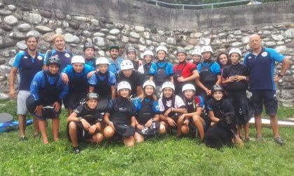 Il collegiale per «Giovani Speranze» a Valstagna