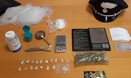 Giovane arrestato per detenzione ai fini di spaccio di sostanze stupefacenti