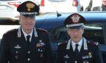 """Il Comandante della Legione Carabinieri """"Veneto"""" Parrulli in visita al Comando Provinciale"""