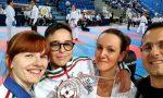 Pozza e Dal Lago, atlete del Ki DoJo San Bonifacio conquistano il podio a Dublino