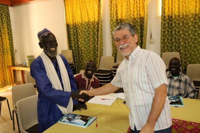 """""""Incontro tra i popoli"""" attore sociale riconosciuto dal governo del Camerun"""