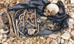 Resti umani trovati nei boschi di Cortina