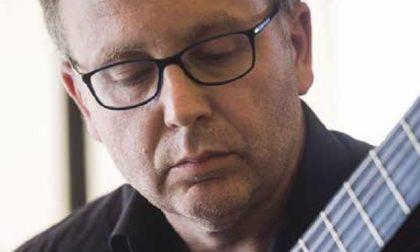 A sei corde, concerto del chitarrista Alessandro Antico per Autunno musicale