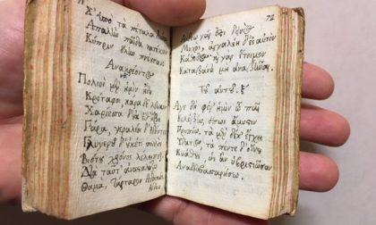 Tre manoscritti in greco nel patrimonio della Bertoliana