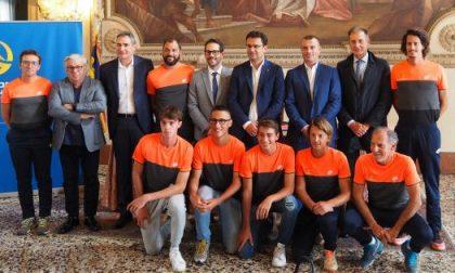 La squadra di tennis maschile di serie A2 Tennis Comunali Vicenza inizia il campionato