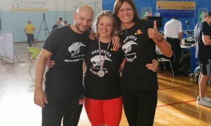 Ylenia Bianchin: Argento ai Campionati Italiani Assoluti di Distensione su Panca