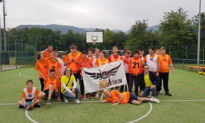 Il Baskin arriva a Romano: Lo sport diventa davvero per tutti!