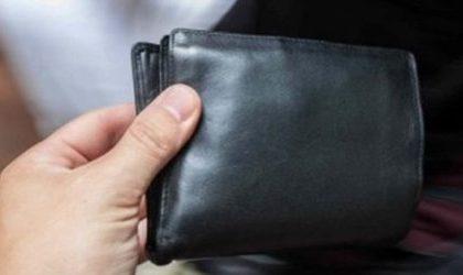 Finge di cercare lavoro e ruba un portafoglio: denunciato un 35enne scledense