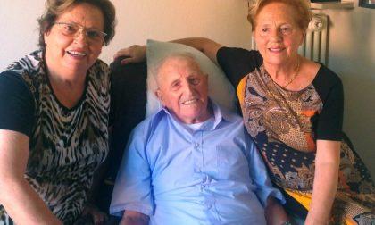 L'uomo più anziano d'Europa abita a Bassano del Grappa