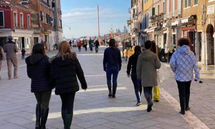 Emergenza Venezia, il volto bello dei nostri ragazzi GALLERY