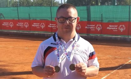 Francesco Baggio, bronzo ai «Play The Games»