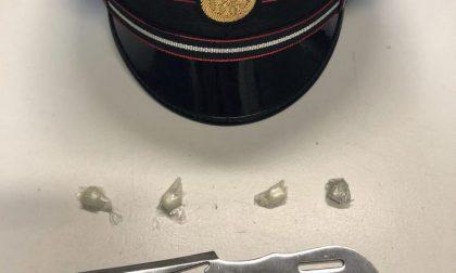 Campo Marzo: 31enne denunciato per spaccio e porto abusivo di arma