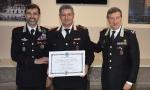 Consegnata la medaglia Mauriziana al Luogotenente Gianluca Lombardi