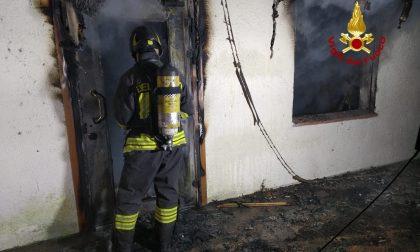 Ex ristorante in fiamme: Non si esclude il dolo