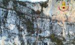 Apprensione e paura per il distacco di rocce in Valbrenta