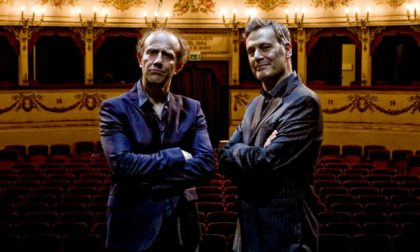 Vicenza ospita Ale e Franz con «Nati sotto contraria stella -Romeo e Giulietta»