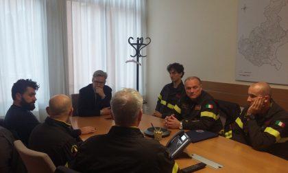 Protezione civile: L'assessore Bottacin incontra i rappresentanti Conapo