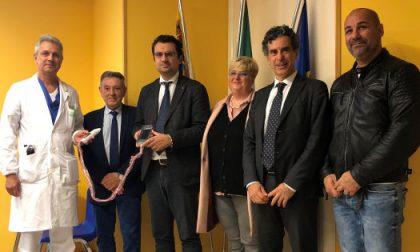 Solidarietà: Nuovo ecografo portatile al San Bortolo di Vicenza