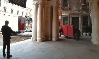 """""""Ritratto di donna"""": E' arrivata in Basilica la """"Giuditta II"""" di Klimt"""