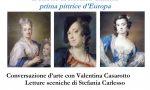 """""""Il salotto di Rosalba Carriera, prima pittrice d'Europa"""""""