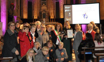 Associazione dell'anno: l'attenzione alle donne premia l'Andos Ovest Vicentino