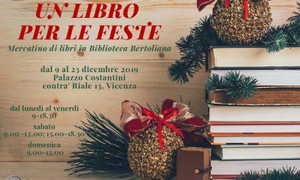 Un libro per le feste: Mercatino di libri in Bertoliana dal 9 al 23 dicembre
