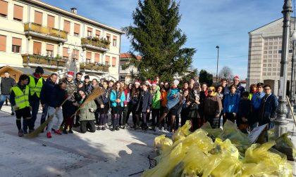Un successo la prima giornata ecologica a San Giuseppe