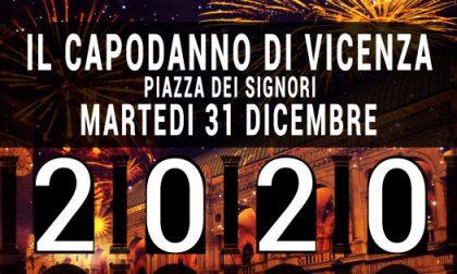 """""""Il Capodanno di Vicenza"""" in piazza dei Signori"""